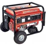 Бензиновый генератор Extel KJ 8000E-DY