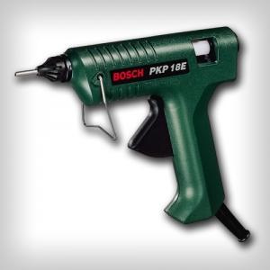 пистолет клеевой Bosch PKP 18 E