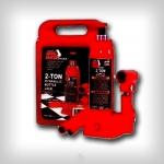 Домкрат бутылочный 2 т Big Red T90203S
