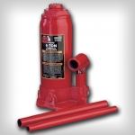 Домкрат бутылочный 10 тонн Big Red T91003
