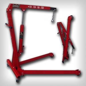 Кран гидравлический Big Red 1т T31002