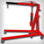 Кран гидравлический Big Red 1т T31001