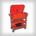 Ящик для мойки деталей 75л BIG RED TRG4001-20M