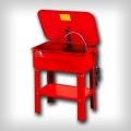 Ящик для мойки деталей 75л Big Red TRG4001-20