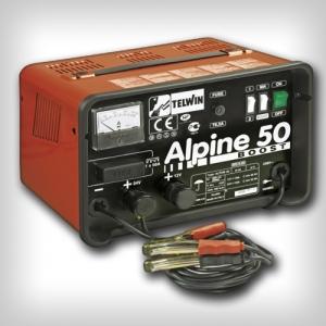 Пусково-зарядное устройство TELWIN ALPINE 50 boost 230V