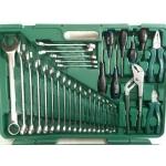 Набор инструментов Jonnesway 128пр. S04H524128S