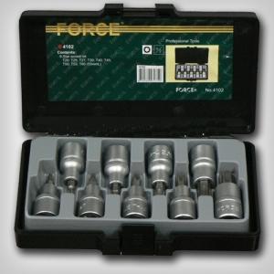 Набор Головок Бит Торксов Force 4102
