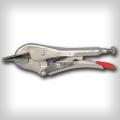 Ключ зажим с широкими губками 200мм Yato YT-2489