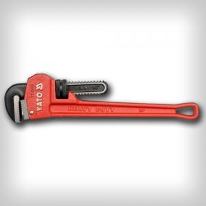Ключ трубный 450мм тип RIGID CrMo Yato YT-2491