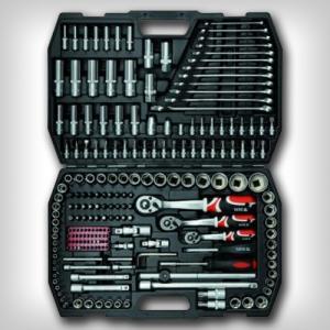 Набор инструментов  216 пр. YATO YT-3884