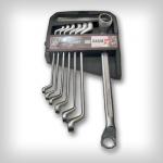 Набор ключей накидных 7пр BAUM 20-07MP