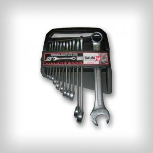 Набор ключей комбинированных BAUM 30-12MP