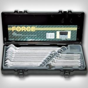 Набор рожково-накидных ключей FORCE 5161