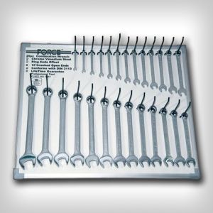 Набор ключей комбинированных 26 пр., FORCE 5261