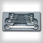 Набор разрезных ключей 6шт Force 5066