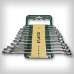 Набор 11 комбинированных ключей Force 5115