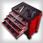 Тележка инструмент 7 выдвижных ящиков Big Red TBR3007-X
