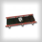 "Лежак подкатной 36"" 900mm на 6-х колесах BIG RED TR6503"